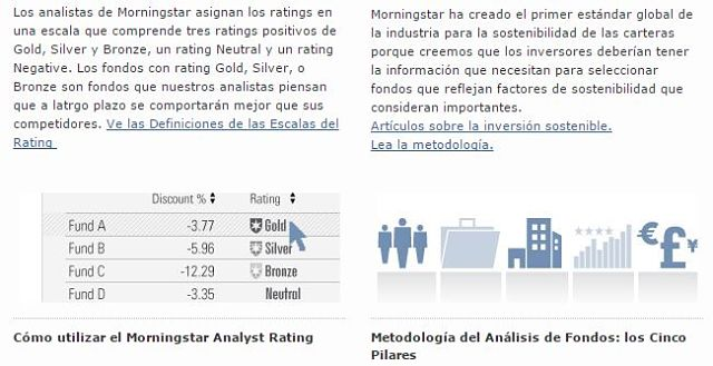 Ratings Mornigstar