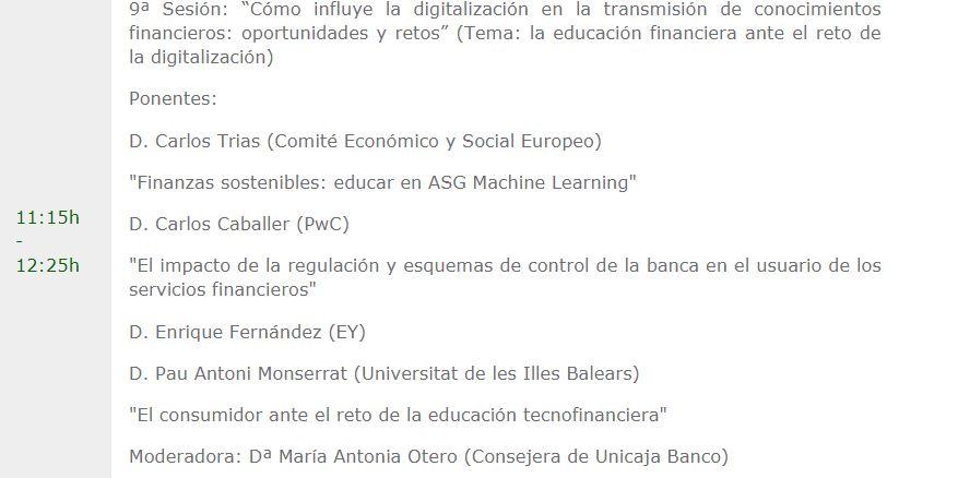 Congreso de Educación Financiera