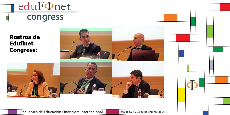 Pau A. Monserrat en Edufinet Congress