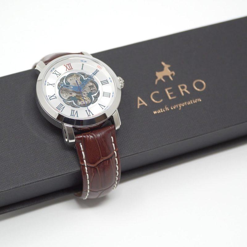 Acero Watch Reloj Centenario