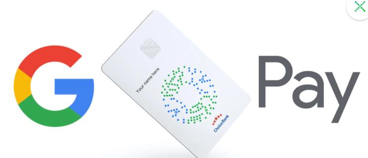 Google Card: tarjeta de débito