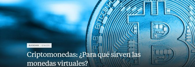 BBVA y Bitcoin